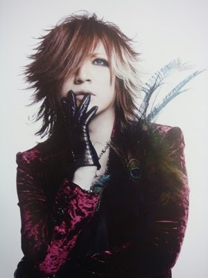 the GazettE new look (Ruki)