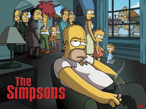 the simpsons mafia