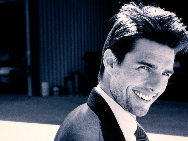 tom cruise wallpapers latest. tattoo Tom Cruise smile comes