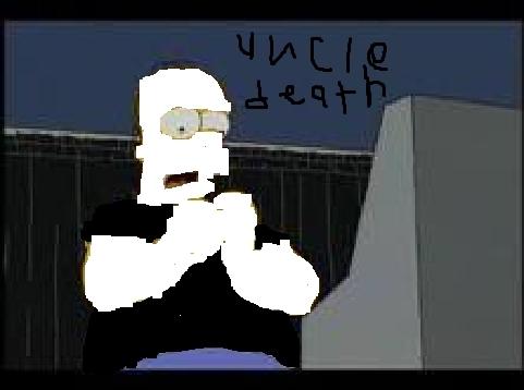 uncle death