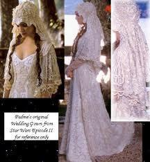 wedding dress - padme-naberrie-amidala-skywalker Photo
