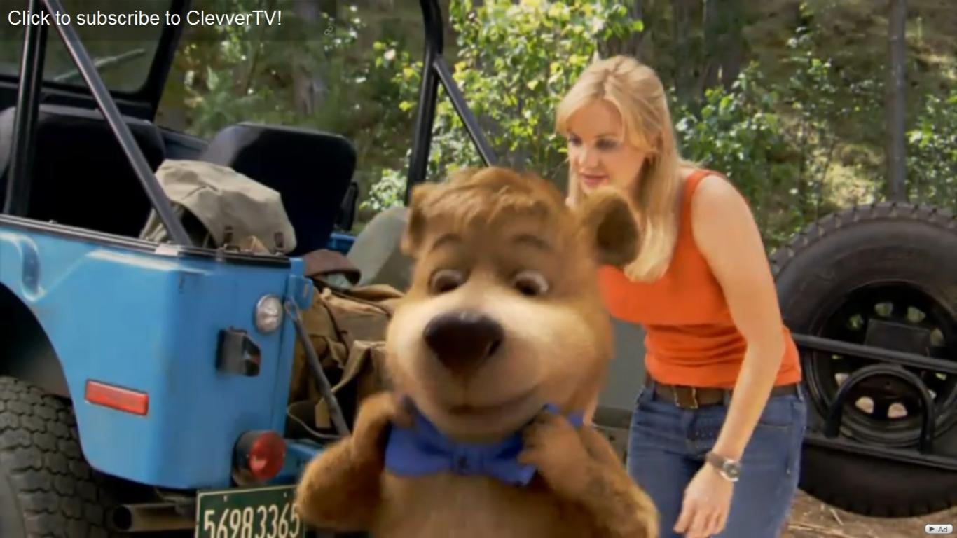 Yogi bear movie yogi bear images:d
