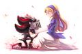 .:Shadmaria:. ~ <3 - shadow-the-hedgehog photo