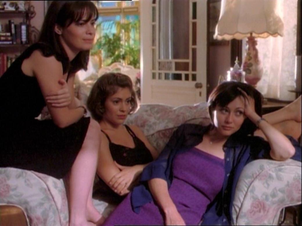 Порно фото з сериала зачарованные 96