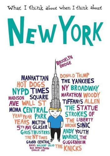 New York wallpaper possibly containing anime titled ♥