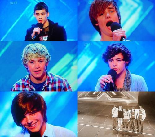 1D = Heartthrobs (1st Auditions & Getting Told That Their Now A Band) 100% Real :) x