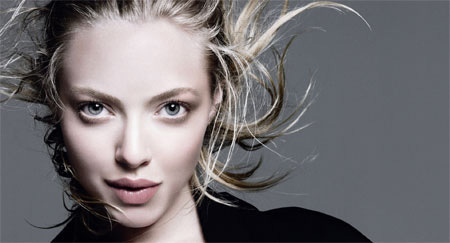 2 New Outtakes from Amanda's 'Clé de Peau Beauté' Photoshoot (January 2011).