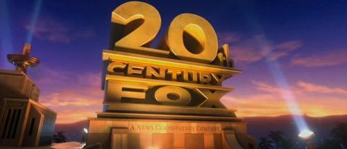 20th Century лиса, фокс (2010, A)