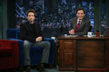 21/01/2011 - David at Jimmy Fallon - david-duchovny photo