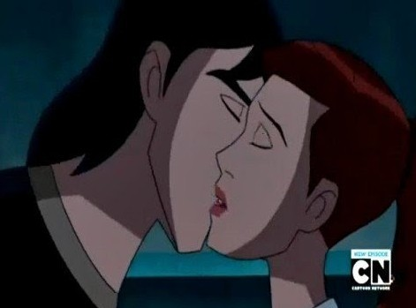 Ben 10: Ultimate Alien achtergrond entitled 2nd Kiss=Surprise