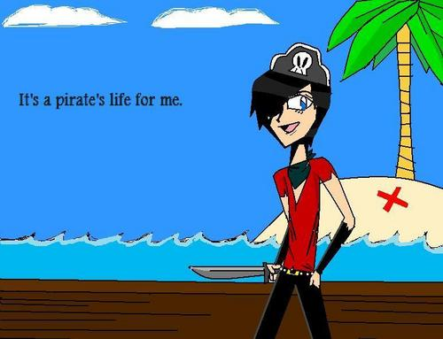 A pirate's life for...