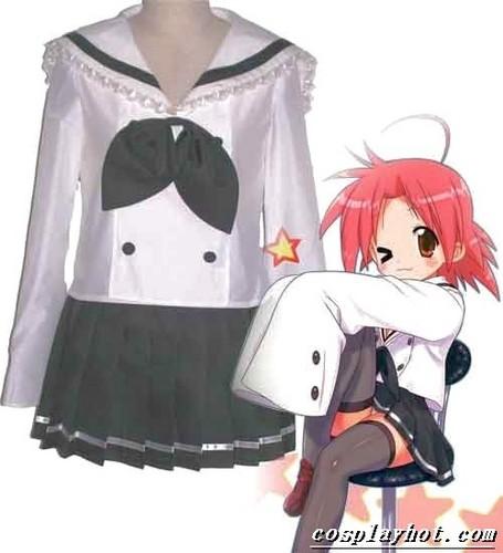 Akira's uniform(Longer Sleeves)