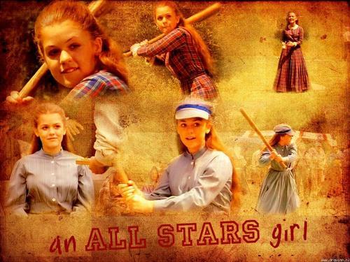 An All Stars Girl