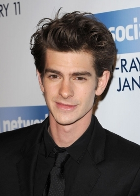 Andrew at 'The Social Network' DVD Release Party - January 6th 2011