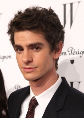 Andrew at The W Magazine Golden Globes Party - January 14th 2011