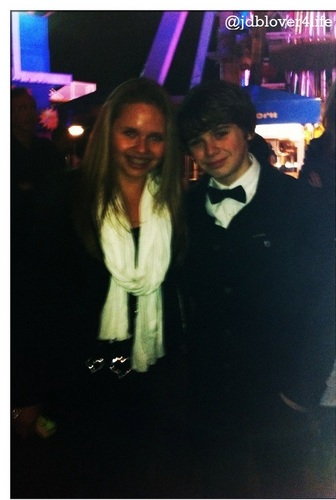 At Cody Simpson's b-day party!:))