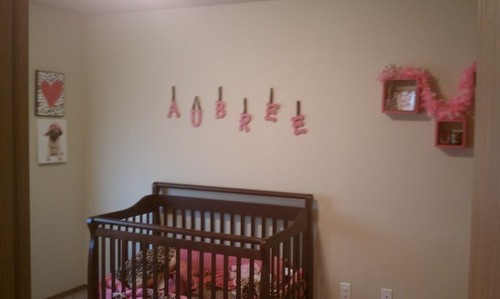 Aubree's Bedroom