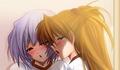 Azuka and Rei