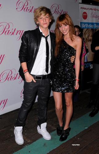 Bella At Cody Simpson's 14th Birthday Party