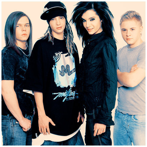 Tokio Hotel 壁纸 called Best'Band!♥