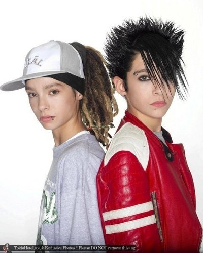 Tom & Bill Kaulitz 壁纸 entitled Best'Brothers!♥