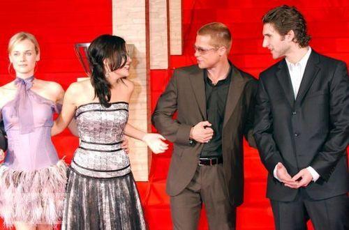 Brad, Eric, Rose & Diane