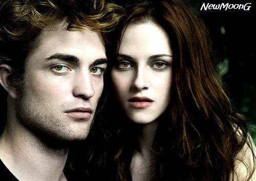Breaking Dawn Edward and Bella Cullen - edward-and-bella Photo