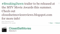 Breaking Dawn Part 1 Trailer Rumor: Will Be Shown This Summer At The MTV Movie Awards? - twilight-series photo