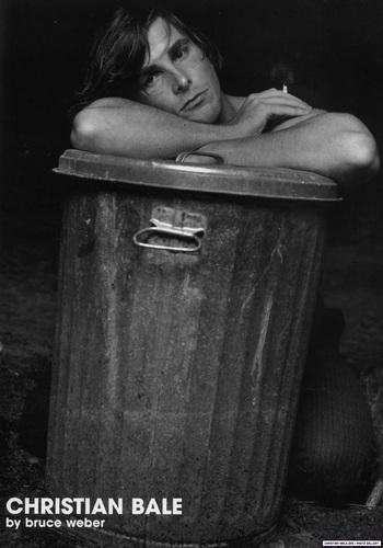 Bruce Weeber Photoshoot 2000