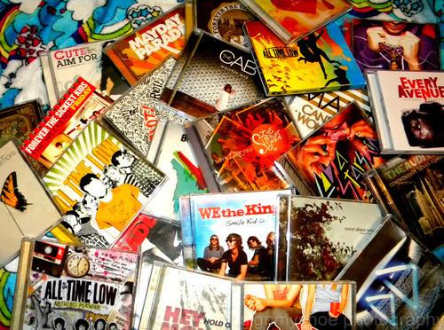 CDs - Music Photo (18663075) - Fanpop