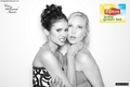 Candice &Niina photoshoot