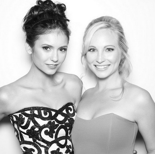 Candice & Nina photoshoot