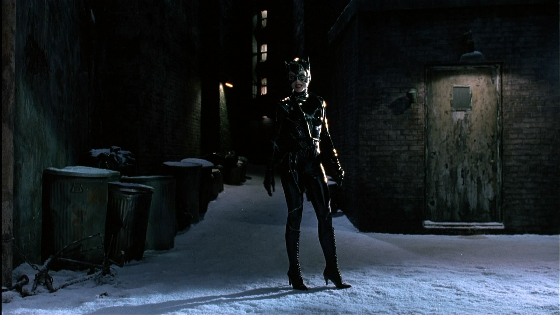Catwoman catwoman