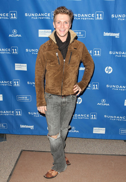 Charlie Bewley & Elizabeth Reaser Attend The Sundance Film Festival!
