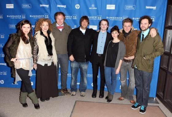 Charlie Bewley & Elizabeth Reaser Attend The Sundance Film Festival!
