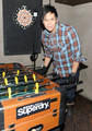Chaske Spencer Attends Sundance Film Festival! - twilight-series photo
