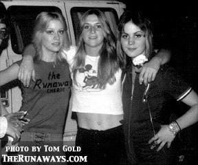 Cherie, Sandy & Joan