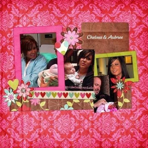 Chelsea Houska Collage Fanart Pics(: