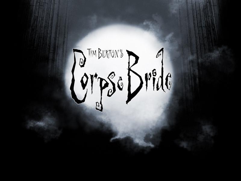 Corpse Bride fond d'écran