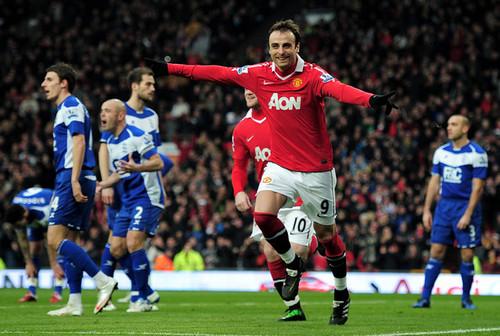 D. Berbatov (Manchester United - Birmingham)