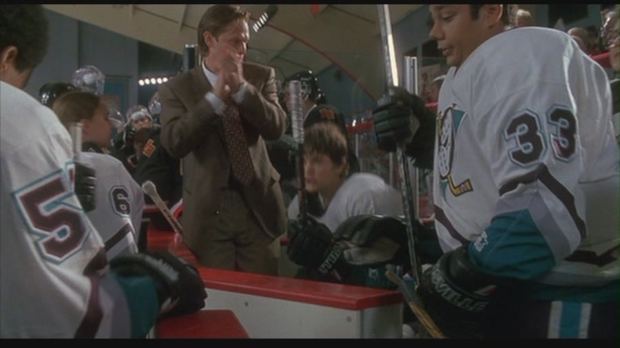mighty ducks movie