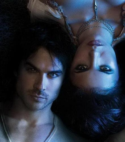 Damon&Elena - damon-salvatore Photo