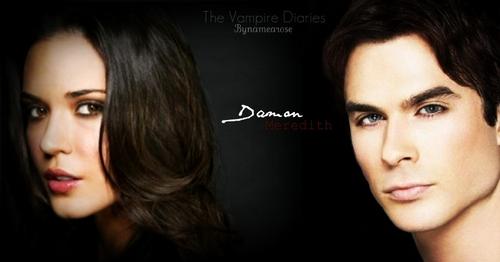 Damon/Meredith Banners