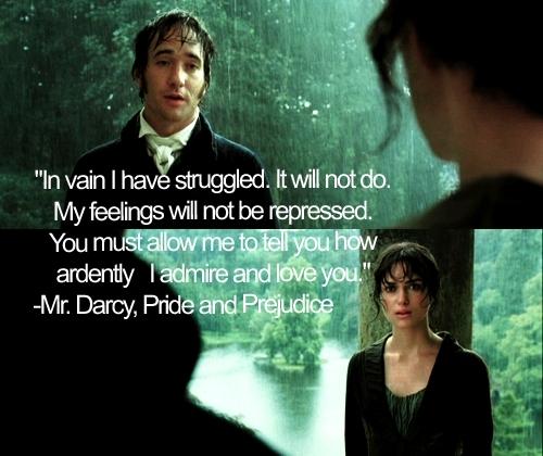 pride and prejudice mr darcy elizabeth relationship