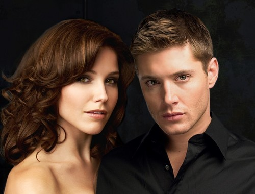 Brooke and Dean wallpaper containing a portrait called Dean and Brooke