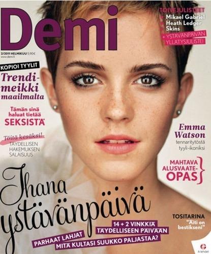 Demi Magazine