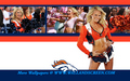 Denver Broncos Bri - nfl-cheerleaders wallpaper