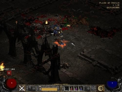 скачать Diablo 2 Hd торрент - фото 7