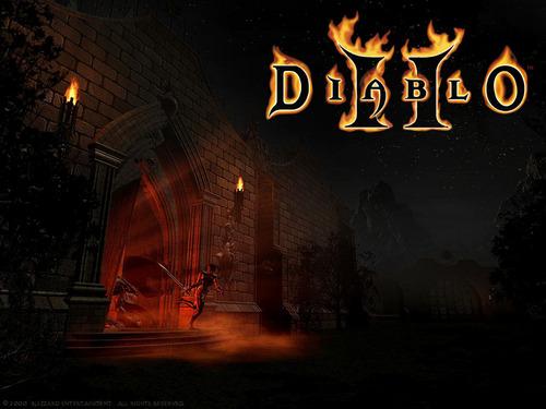 Diablo 2 壁纸