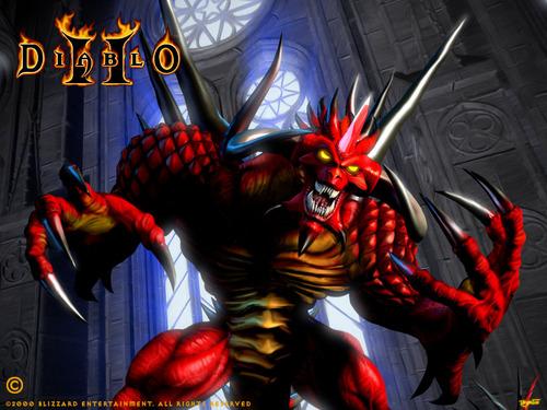Diablo 2 پیپر وال